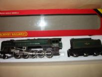 "Hornby Railways 2-10-0 Locomotive ""Evening Star"""